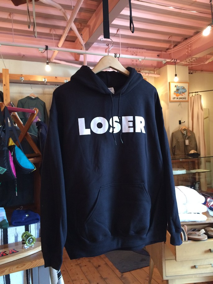 SUB POP LOSER PULLOVER HOODIE 通販 FARMHOUSE京都