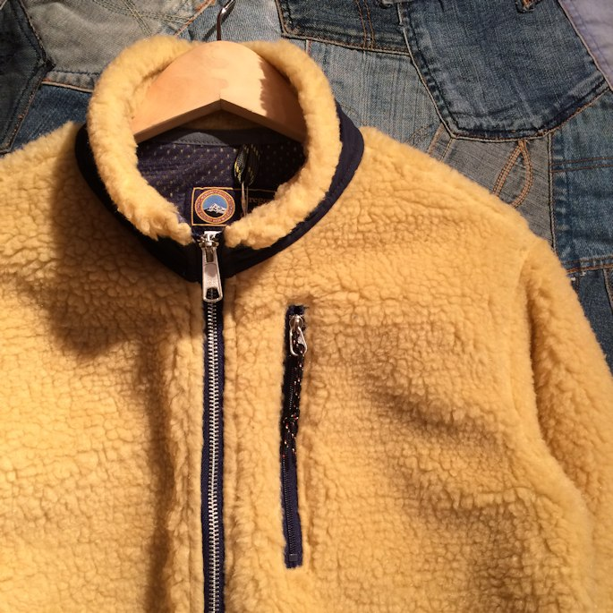 OREGONIAN OUTFITTERS TILAMOOK FLEECE JACKET 通販 FARMHOUSE京都