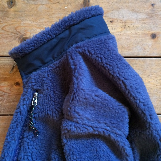 OREGONIAN OUTFITTERS TILAMMOK FLEECE JACKET BLUE GREY MADE IN USA 通販 FARMHOUSE京都