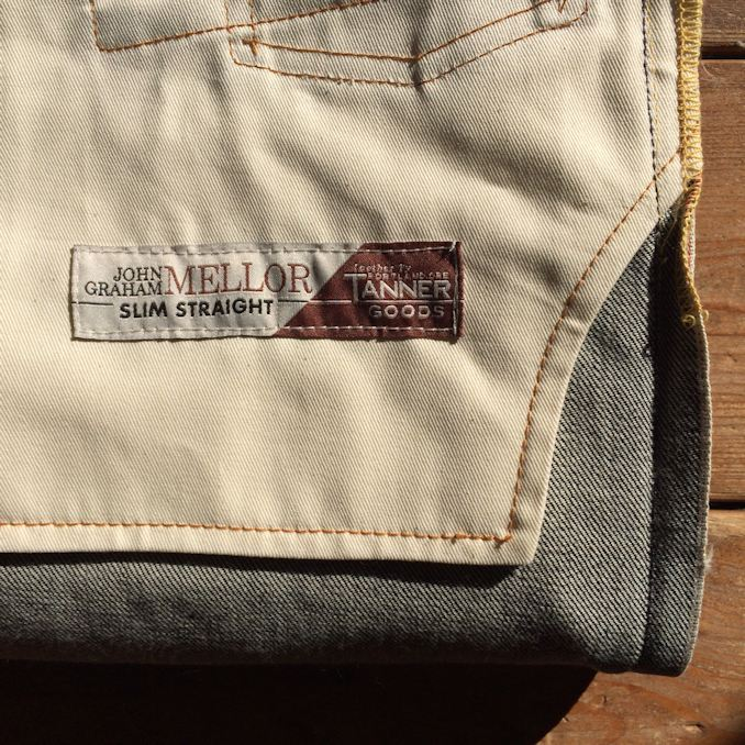 TELLASON 10YEAR ANNIVERSARY DENIM MADE IN USA FARMHOUSE京都