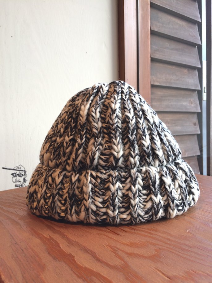 HILAND2000 KNIT HAT FARMHOUSE京都
