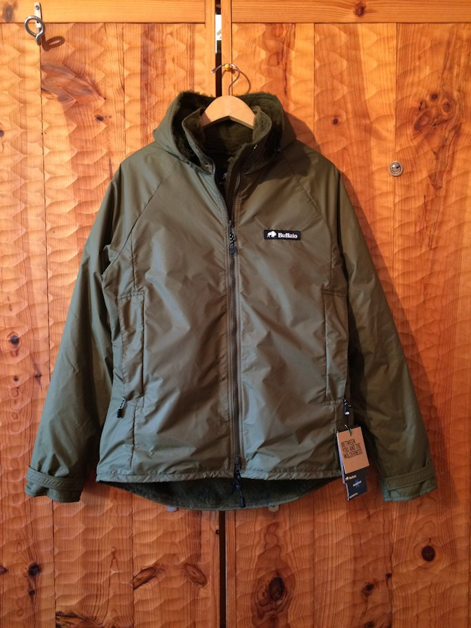 BUFFALO SYSTEMS HOODED BELAY JACKET 取扱店 FARMHOUSE京都