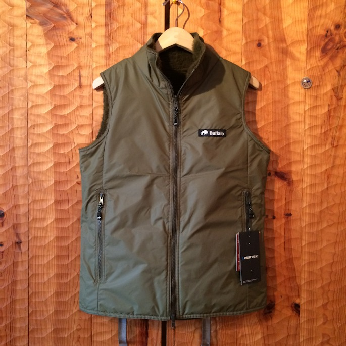 BUFFALO SYSTEMS REVERSIBLE BELAY VEST 取扱店 FARMHOUSE京都