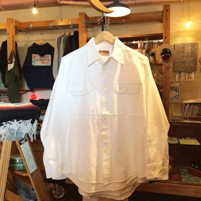 CAMCO CHAMBRAY SHIRTS NATURAL FARMHOUSE京都