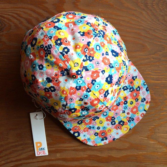 PARK DELICATESSEN FLORAL CAP MADE IN USA 取扱店 FARMHOUSE京都