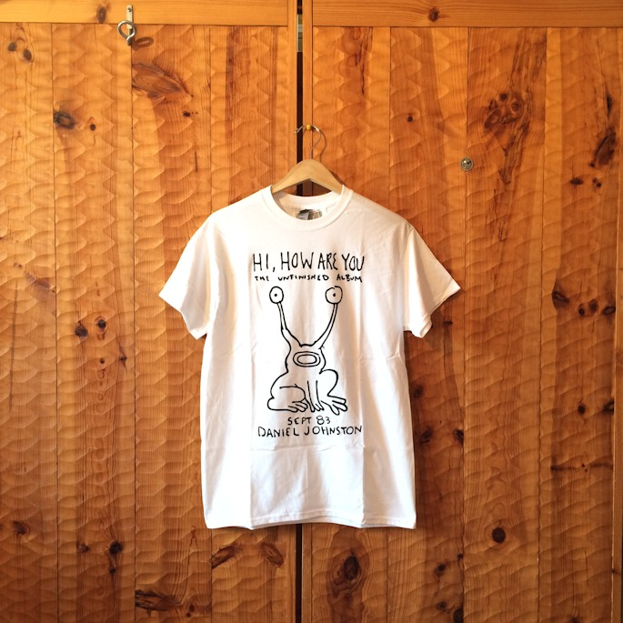 DANIEL JHONSTON  HI HOW ARE YOU S/S TEE 通販 FARMHOUSE京都
