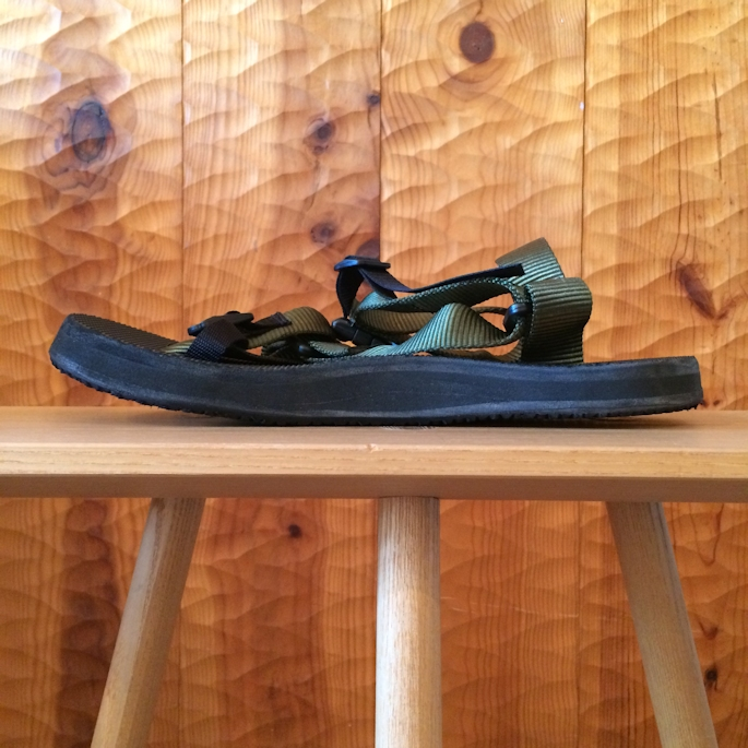 D ROUNDY RIVER SANDAL MADE IN USA 取扱店 FARMHOUSE京都