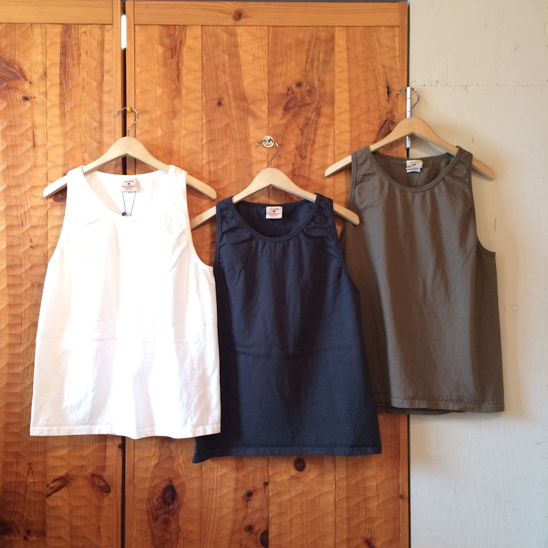 GOOD WEAR TANK TOP MADE IN USA 通販 FARMHOUSE京都