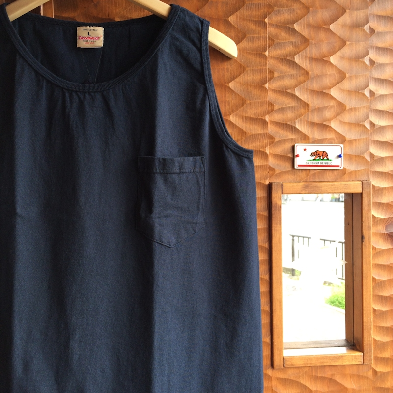 GOOD WEAR POCKET TANK TOP 通販 MADE IN USA FARMHOUSE京都