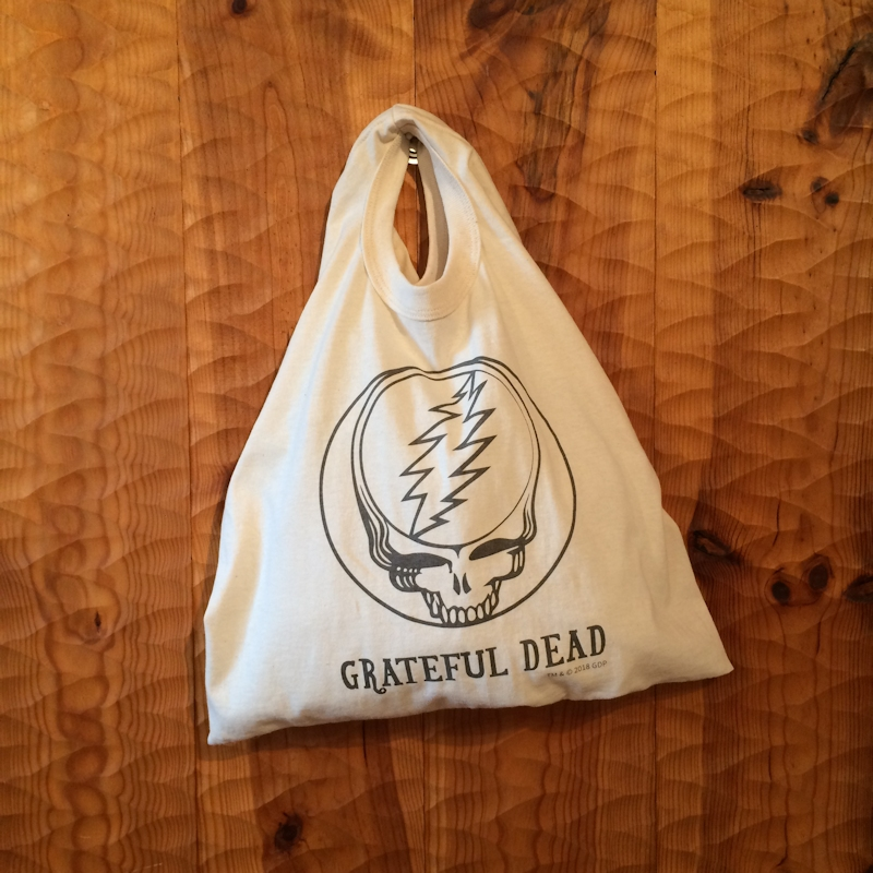 SOS FROM TEXAS ORGANIC COTTON GRATEFUL DEAD ECO BAG MADE IN USA 通販 FARMHOUSE京都