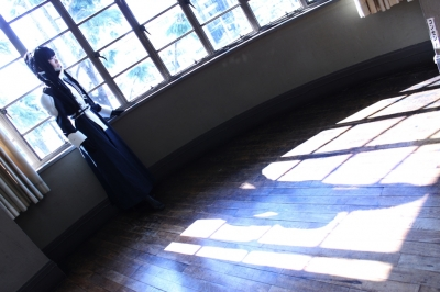 御影公会堂屋内