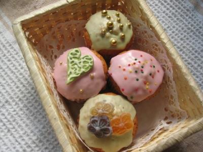にんじんケーキ 3