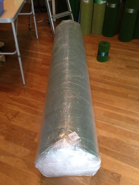 過去最大!184cm×20m パターマット