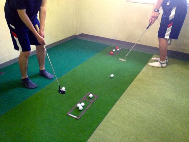 高校ゴルフ部