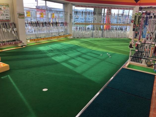 ゴルフドゥ西尾店