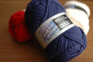 いろいろな毛糸