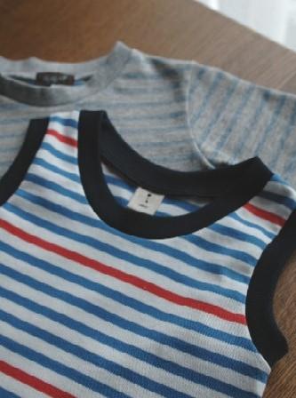 Tシャツとタンクトップ