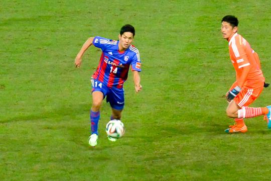 FC東京 武藤嘉紀選手