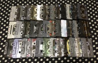 カセットテープ写真館2