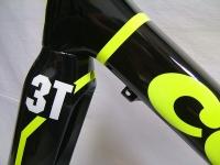 自転車 カーボンフレーム 塗装