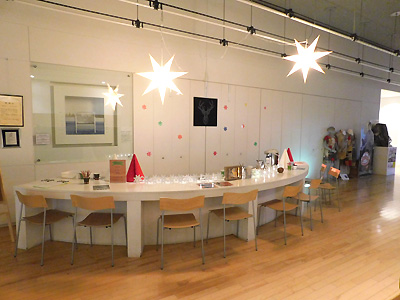 ウドゥ 壺打楽器 佐伯モリヤス 地底の森ミュージアム 仙台市富沢遺跡保存館 三原色の森 冬キラ カフェ