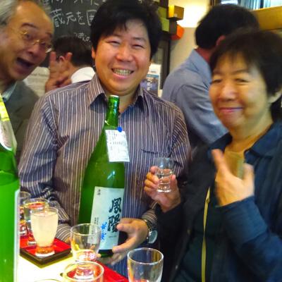 佐伯モリヤス 日本酒 浜松町 名酒センター