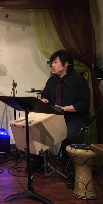赤坂 カーサクラシカ 佐伯モリヤス カホン