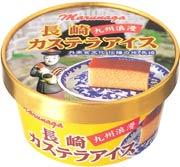 丸永製菓カステラアイス