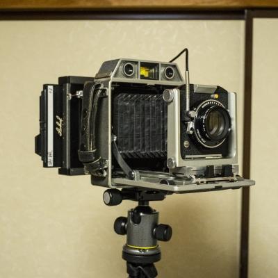 ホースマン970 4×5改造