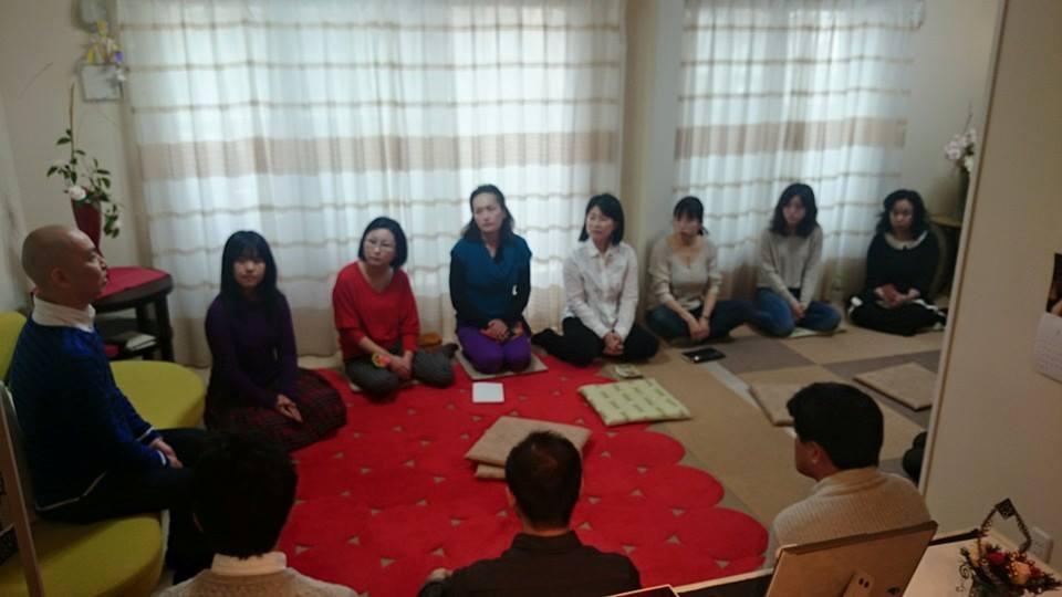 魂との繋がり「心の勉強会」