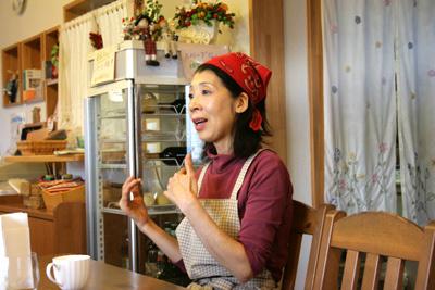 キッチンハートランド、美佐子さん