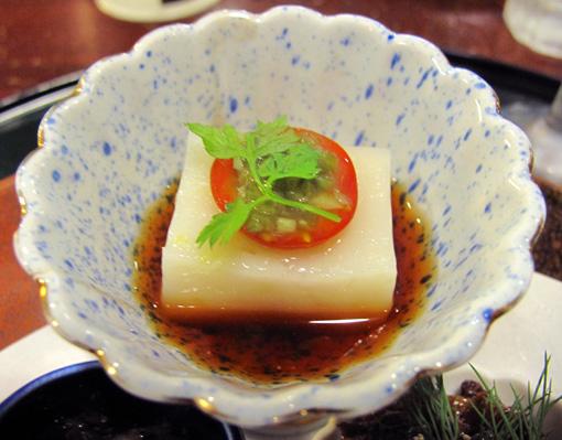 ホワイトアスパラ豆腐 穂生里下 ほいりげ