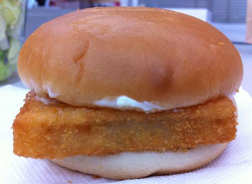 フィレオフィッシュ(Filet-O-Fish)はスケソウダラ マクドナルド