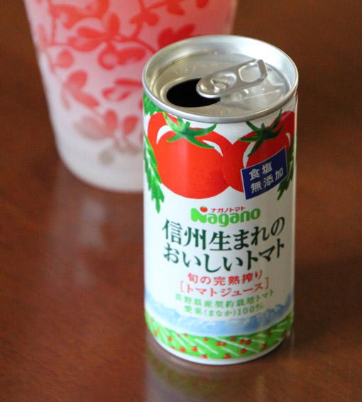 ナガノトマト NAGANO 信州生まれのおいしいトマト 旬の完熟絞り トマトジュース