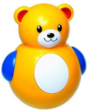 TOLO TOYS : Roly Poly Bear