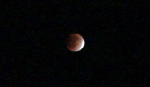 皆既月食 20111210