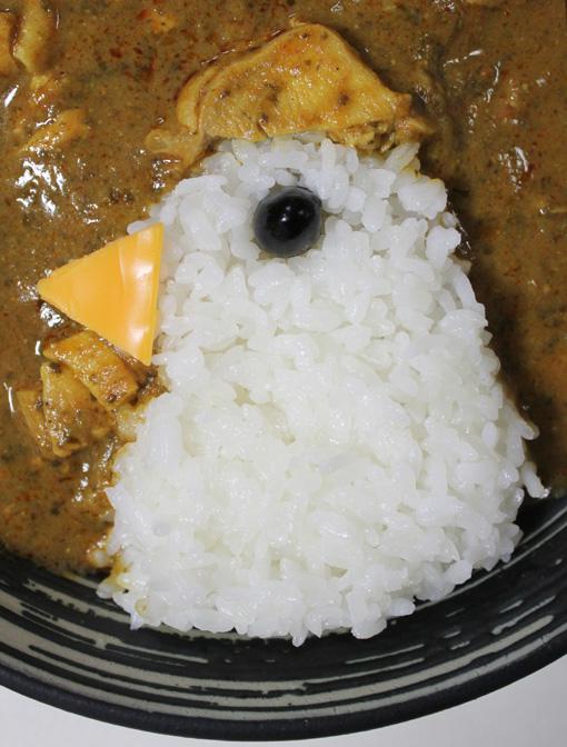 サラムート チキンサグラワカレー サラムート 鶏とほうれん草のカレー
