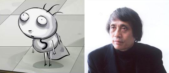 安藤忠雄さんって、ステインボーイに似てるのか