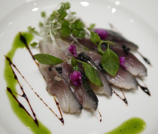 鯖のマリネ バスク料理 エチョラ ETXOLA