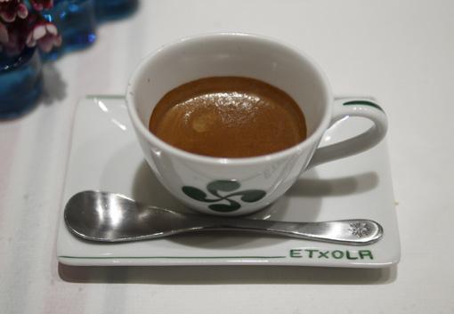 エスプレッソ バスク料理 エチョラ ETXOLA