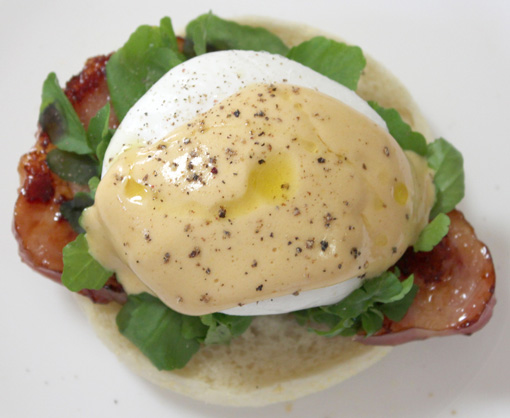 嵐にしやがれ エッグベネディクト Eggs Benedict