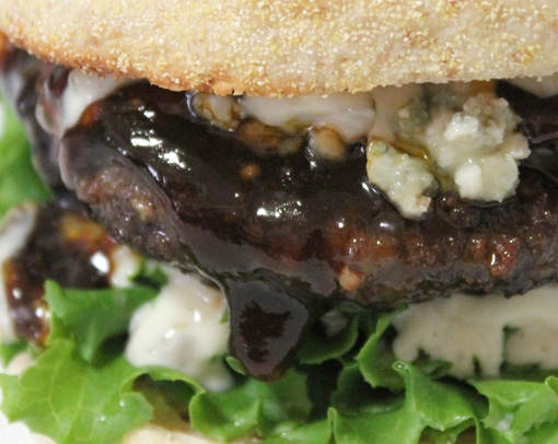 ブルーチーズバーガー Blue Cheese Burger