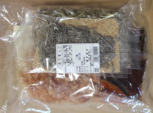 さつまっこ ならき 楢木商店 まぜて作る佃煮キット