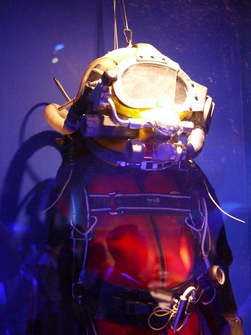 「深海 ?挑戦の歩みと驚異の生きものたち?」国立科学博物館 特別展