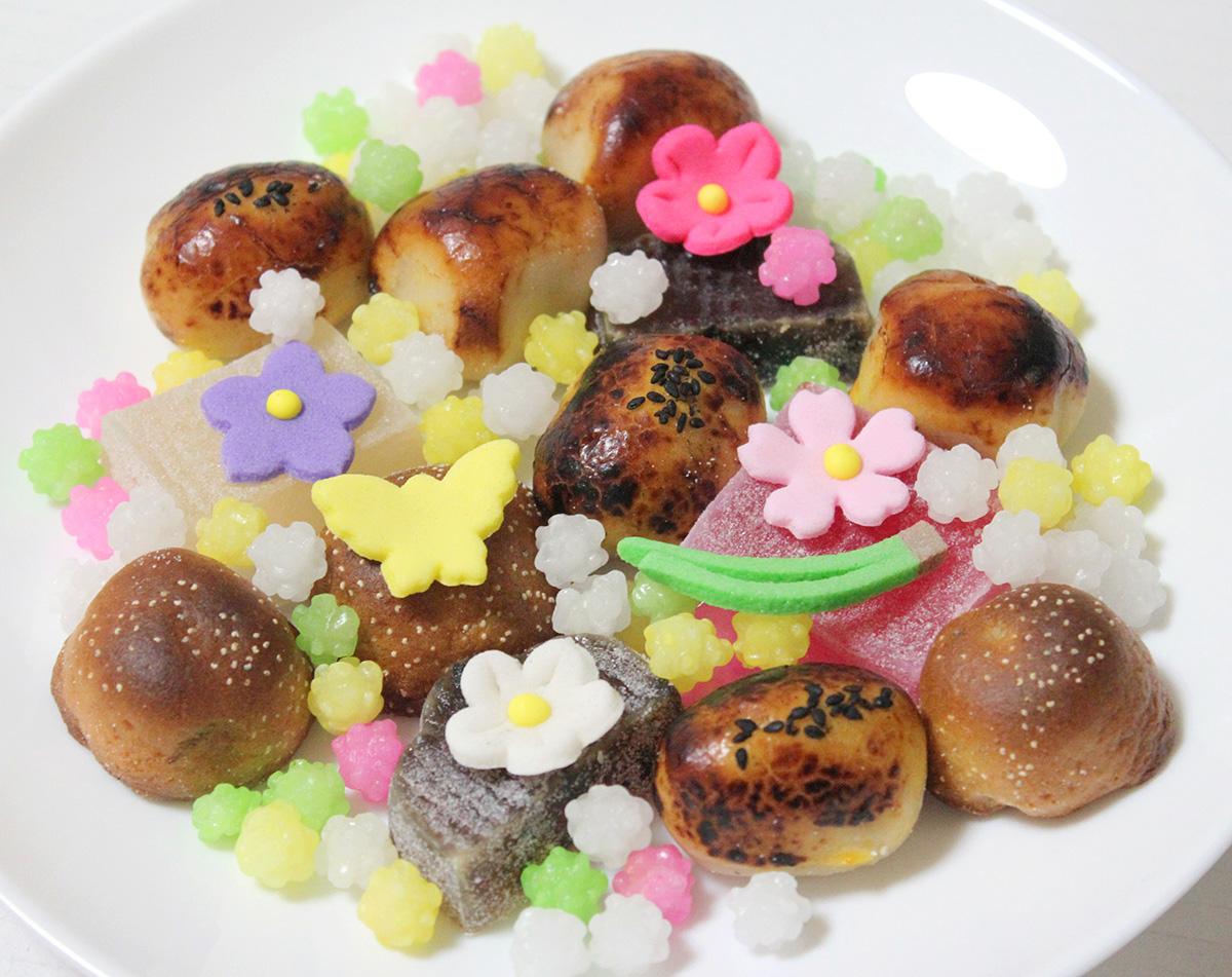 本家 月餅家 京都の和菓子セット