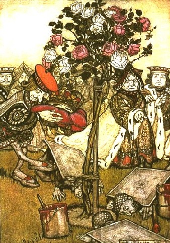 Turn Them Over ! Arthur Rackham (1907)