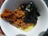 海苔味噌納豆