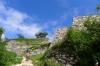 竹田城城壁