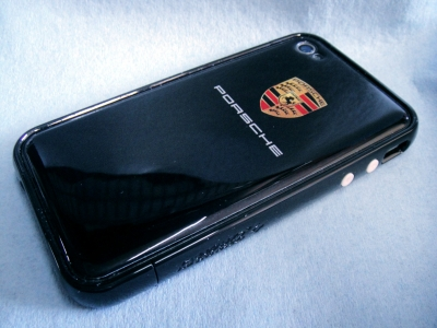 iPhone4/iPhone4s バンパー型ハードケース