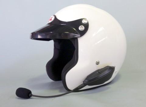 buhel ヘルメット用骨伝導インカム